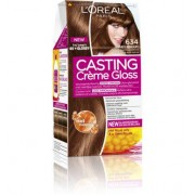 Loreal Casting Creme Gloss 634 Honey Biscuit (1set)