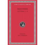 Poems and Letters (Sidonius)(Cartonat) (9780674994621)