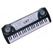 Orga electronica pentru copii, 54 de clape, microfon inclus