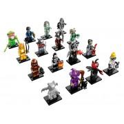 Setul complet de Minifigurine LEGO Seria 14