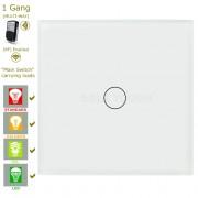 Сензорен ключ за осветление с дистанционно – 1 бутон (3 цвята)