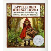Little Red Riding Hood: By the Brothers Grimm, Paperback