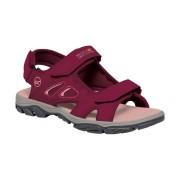Regatta Womens Holcombe Vented Summer Walking Sandals - Pink - Size: 3