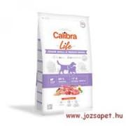 Calibra Dog Life Junior Small&Medium Breed Lamb 2,5kg
