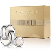 Bvlgari Omnia Crystalline Комплект (EDT 65ml + Concentre de Parfum 1gr) за Жени
