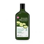 GLUTEN FREE CUCUMBER SHAMPOO (Organic - Cucumber) (11oz) 325ml