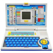Blue 20 Activity English Learner Laptop For Kids kids educational toy for boys/girls
