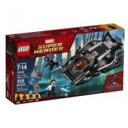 Lego Super Heroes. Atak myśliwca Royal Talon Fighter