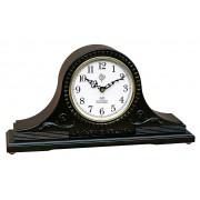 Rádiem řízené dřevěné stolní hodiny JVD NSR11.2 Á La Campagne