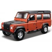 Land Rover Defender 110 (Bronze) 1/32 Bburago - Modelauto - Schaalmodel - Model auto