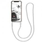 kwmobile Průhledné pouzdro pro Apple iPhone 11 Pro Max - průhledná