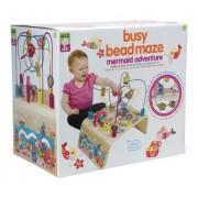 ALEX Toys ALEX Jr. Busy Bead Maze Mermaid Adventure