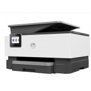 Multifunctional HP OFFICEJET PRO 9010 All-in-One, A4, 32ppm, Duplex, USB, Wi-FI, Retea (Alb/Negru)