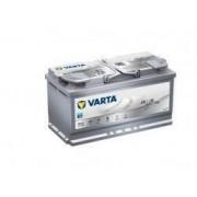 Varta Silver Dynamic G14 12V 95Ah autó akkumulátor 595901 AGM start-stop jobb+ (+AJÁNDÉK!)