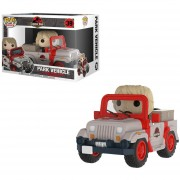 Funko Pop Rides Park Vehicle Jurassic Park
