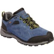 Regatta Pánská trekingová obuv REGATTA RMF576 Samaris Suede Low Modrá 44