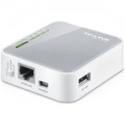 Безжичен Рутер ТP LINK 3G/3.75G Lite N Router TL-MR3020 - TP-TL-MR3020
