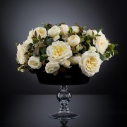 Aranjament floral elegant, design LUX CAMILLA ROSES 1141434.96