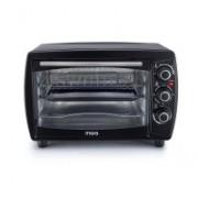 MarQ by Flipkart 18-Litre 18L1200W4HL Oven Toaster Grill (OTG)(Black)