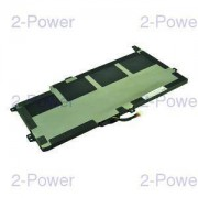2-Power Laptopbatteri HP 14.8V 4054mAh (681951-001)