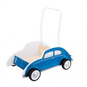 Hape Kids Classic VW Beetle Wooden Walker
