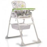 Детско столче за хранене Moni Berry, зелен, 357040