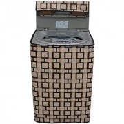Dream Care Printed Waterproof Dustproof Washing Machine Cover For LG T8067TEELR fully automatic 7 kg washing machine