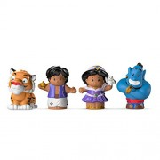 Fisher-Price Disney Princess Jasmine Friends Buddy Pack by Little People