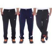 Vimal-Jonney Ultra Cotton Blended Trackpants Pack Of 3