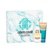 Roberto Cavalli Paradiso confezione regalo Eau de Parfum 50 ml + lozione per il corpo 75 ml donna