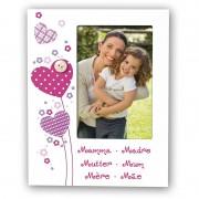 Presenter Fotoram för världens bästa mamma