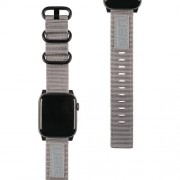 Urban Armor Gear Řemínek pro Apple Watch 38mm / 40mm - UAG, Nato Strap Grey