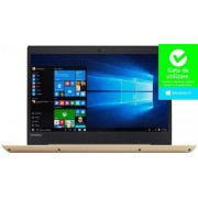 "Laptop Lenovo IdeaPad 520S (Procesor Intel® Core™ i3-7100U (3M Cache, up to 2.40 GHz), Kaby Lake, 14""HD IPS, Touch, 4GB, 1TB HDD @5400RPM, Intel® HD Graphics 620, Wireless AC, Tastatura iluminata, Win10 Home, Auriu)"