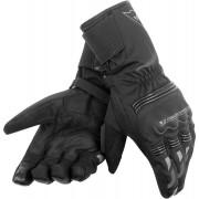 Dainese Tempest Unisex D-Dry Dlouhá Motocyklové rukavice 3XL Černá