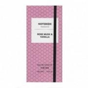 Notebook Rose Musk & Vanilla - eau de toilette donna 100 Ml vapo