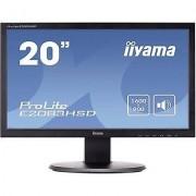 IIYAMA E2083HSD LED 49.5 cm (19.5 ) EEC n/a 1600 x 900 pix WSXGA 5 ...