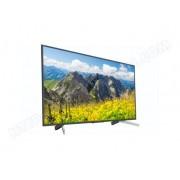 SONY TV intelligente Sony KD49XF7596 49 Ultra HD 4K HDR WIFI Noir