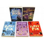 Abie Longstaff Children Magical Adventure Book Pack - 5 Novels