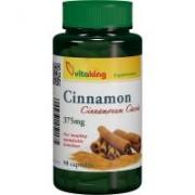 Scortisoara (cinnamon) 375mg 90cps VITAKING