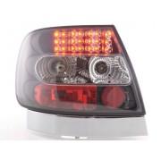 FK-Automotive fanale posteriore a LED per Audi A4 berlina (tipo B5) anno di costr. 95-00, nero