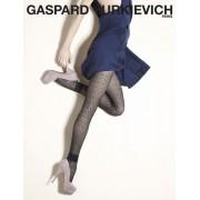 Gerbe Elegant strumpbyxa med mönster i spetslook Bracelet från Gaspard Yurkievich with Gerbe noir 2