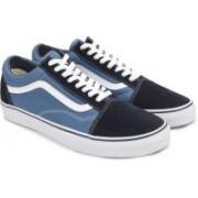 Vans OLD SKOOL Sneakers For Men(Black, Blue)