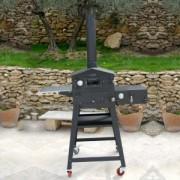 EXIM VULCANO-2 Versatile Outdoor Pizza Oven
