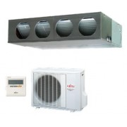 Duct Fujitsu 24000 BTU inverter ARYG24LMLA + AOYG24LALA