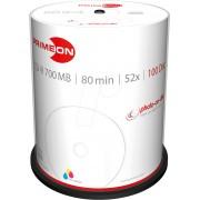 PRIM 2761106 - CD-R 80Min/700MB, 100-er Cakebox