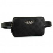 Чанта за кръст GUESS - Ilenia (SG) HWSG74 73810 BLA