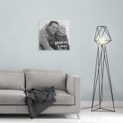 YourSurprise Photo sur toile Fête des Mères - 40 x 40 cm