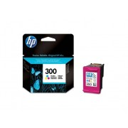 HP Cartucho HP 300 color (CC643EE)