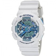 G-Shock Analog-Digital Blue Dial Mens Watch - Ga-110Wb-7Adr(G655)