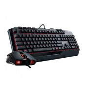 KBD, Cooler Master Devastator II, Gaming, Desktop, Red